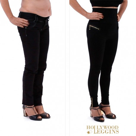 PACK 2 HOLLYWOOD PANTS HOSE