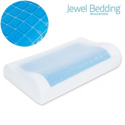 JEWEL BEDDING VISKOELASTISCHES KOMFORTKISSEN