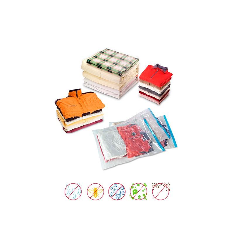vakuum kleiderbeutel 2er pack. Black Bedroom Furniture Sets. Home Design Ideas