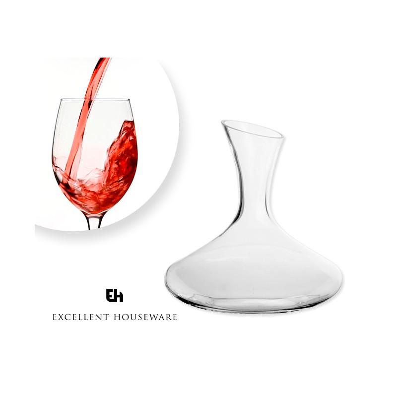 excellent houseware weinkaraffe weindecanter. Black Bedroom Furniture Sets. Home Design Ideas