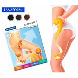 LANAFORM ANTI-CELLULITE STRUMPFHOSE 140 DEN