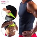 Shirt Schlankheitskur – Redushaper Men Hot Belt T-Shirt