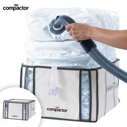 FUNDA AHORRO DE ESPACIO COMPACTINO CAP. 125L 40 X 42 X ALT 24 CM
